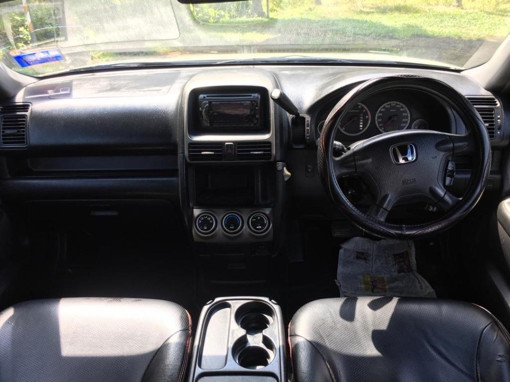2003 Honda Crv 2.0 (A) Leather Seats,K20 Original Engine.