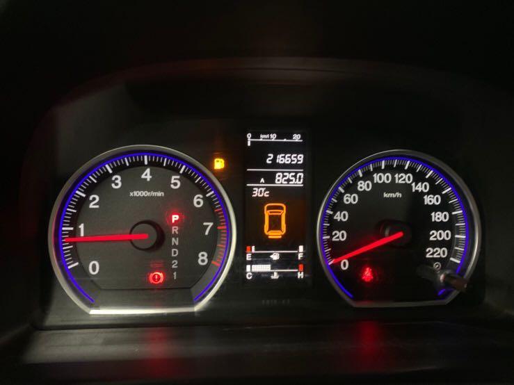 2007年 本田 crv 2.4cc 4傳