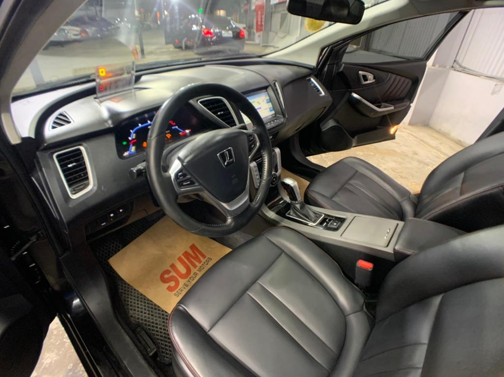 2015 Luxgen  S5 2.0Turbo 黑色頂級 27.8萬  全額貸款 超額貸款  找錢車 非自售 一手車/中古車