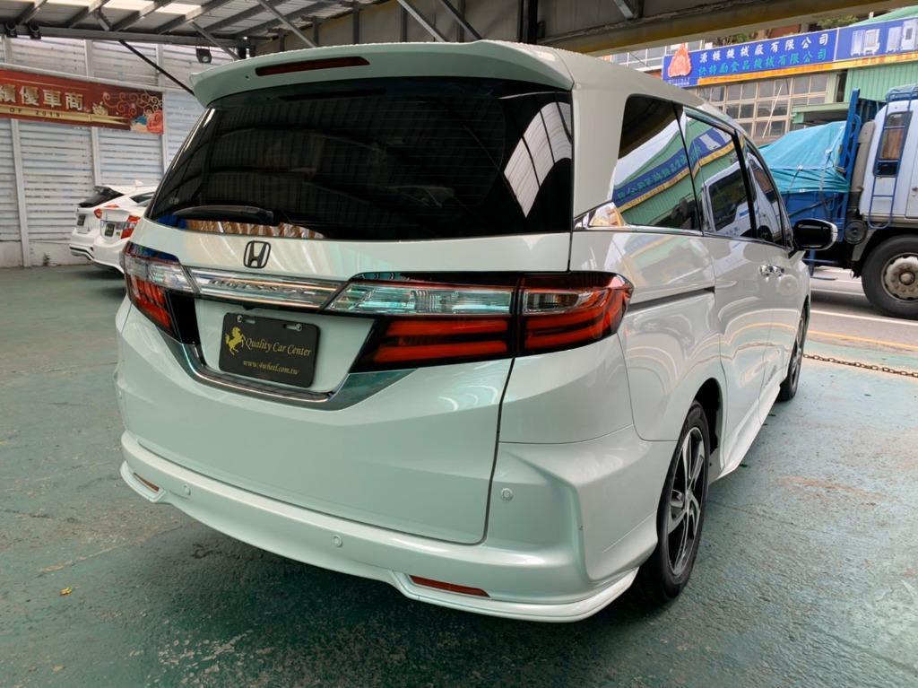 實車在店🔥2016年 ODYSSEY 2.4 七人座 跑3萬 賞車議價