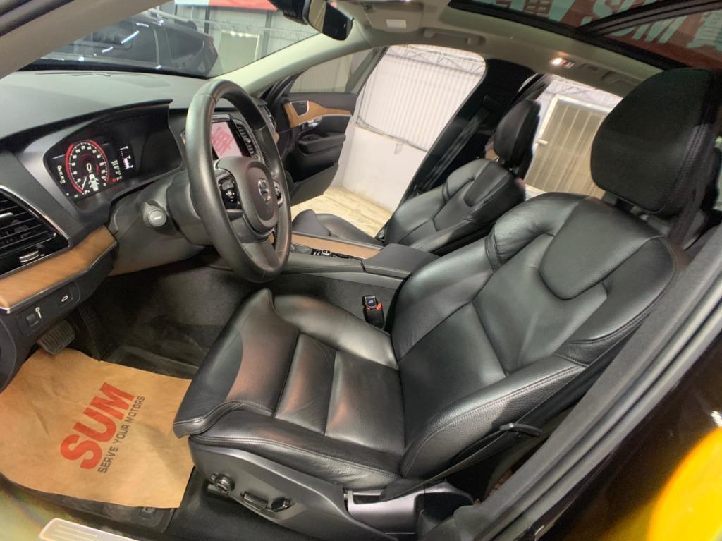 2016 Volvo XC90 2.0 柴油 黑色頂級  全額貸款 超額貸款  找錢車 非自售 一手車/中古車