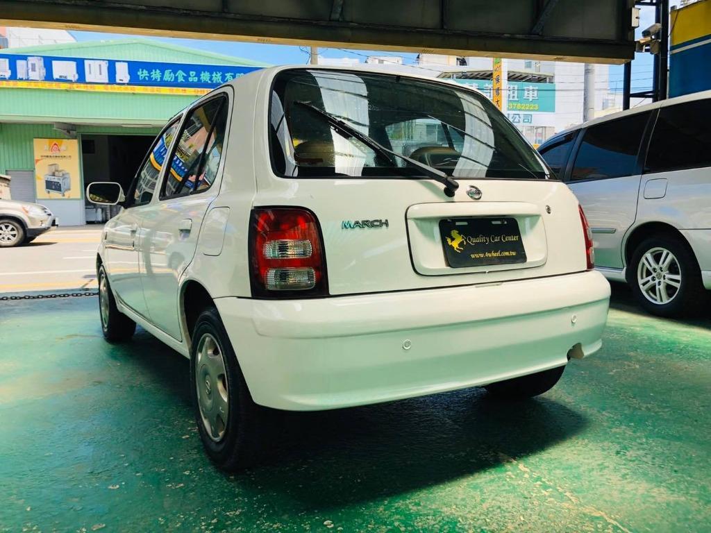 實車在店🔥 2007年 日產 March 賞車議價