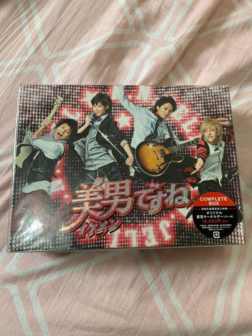 日劇 原來是美男DVD Kis-My-Ft2 瀧本美織 玉森裕太 藤ヶ谷太輔 八乙女光
