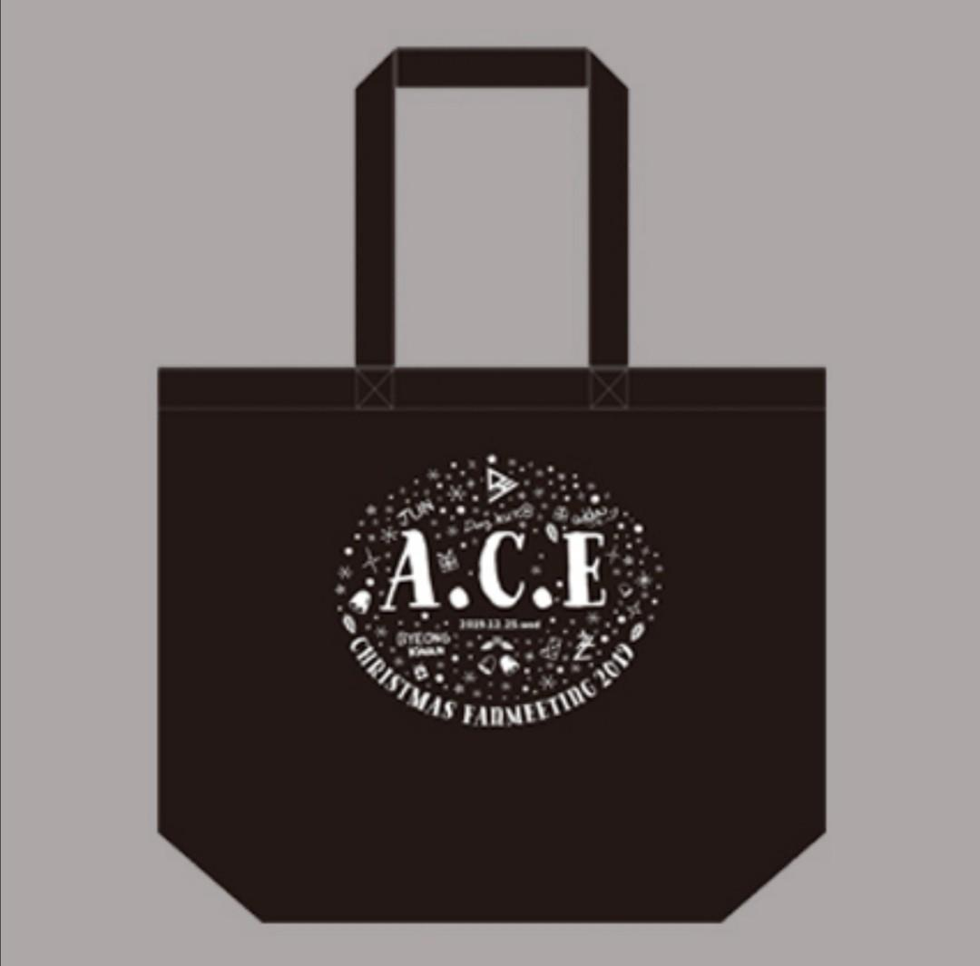 [Pre-order] [ACE] Christmas Fanmeeting 2019 Tote Bag