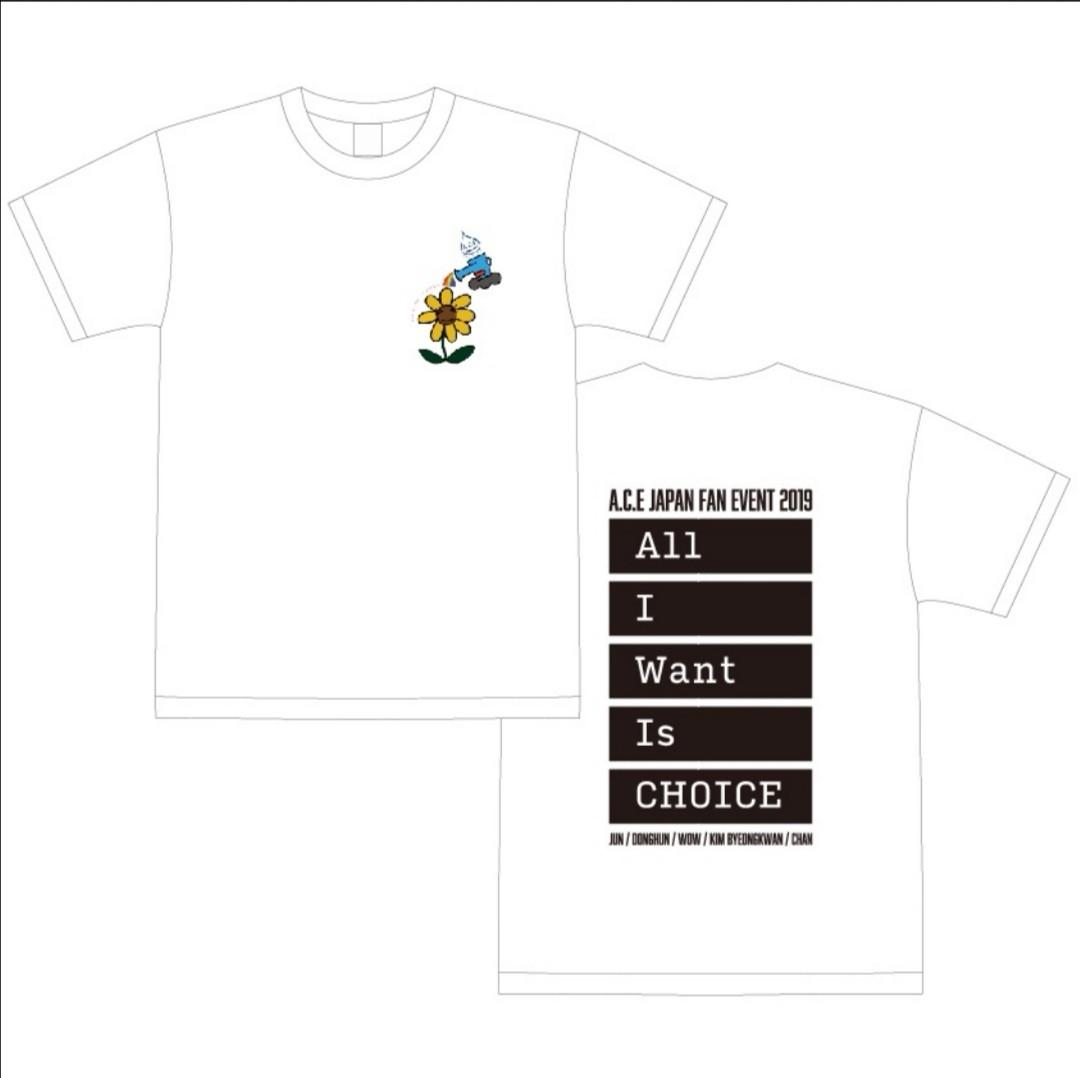[Pre-order] [All I Want Is CHOICE] T-shirt (Illustrated by WOW + CHAN)