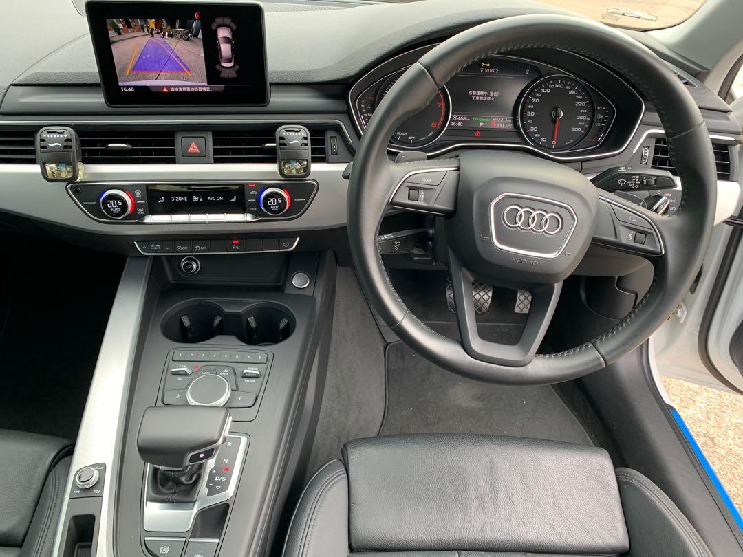 Audi A4 40 TFIS Auto