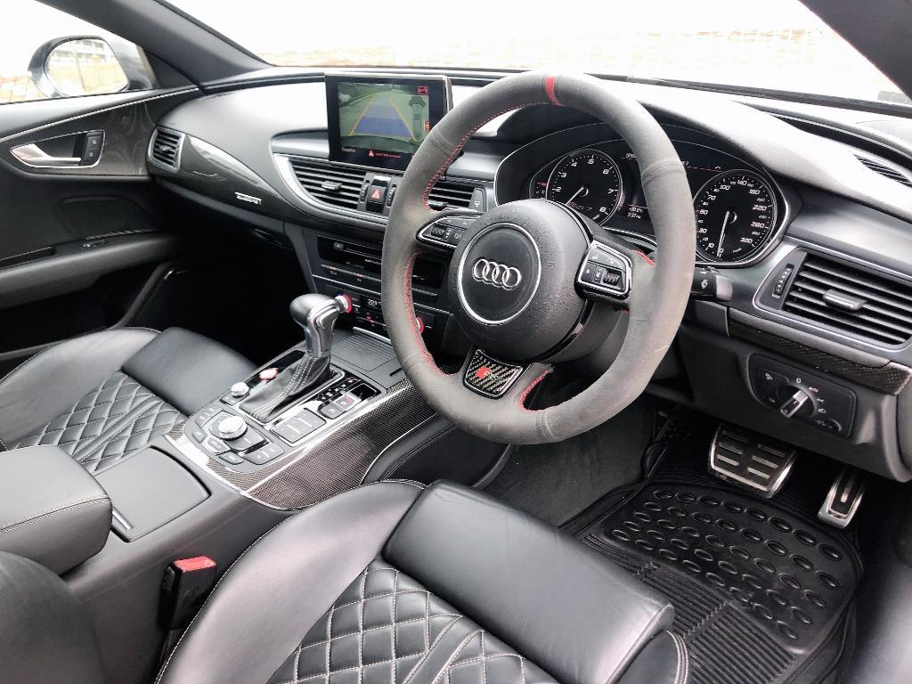 Audi    S7 SPORTBACK 4.0 TFSI QUATTRO   2014 Auto
