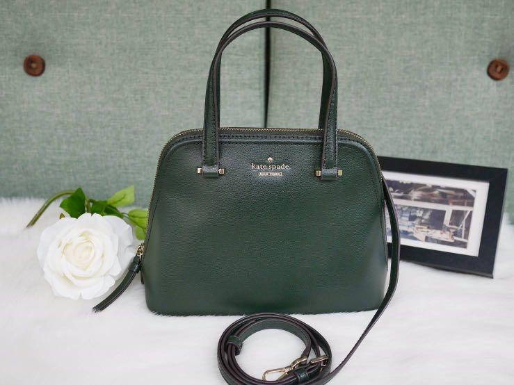 """Authentic KATE SPADE ♠️  small dome satchel##WKRU6058