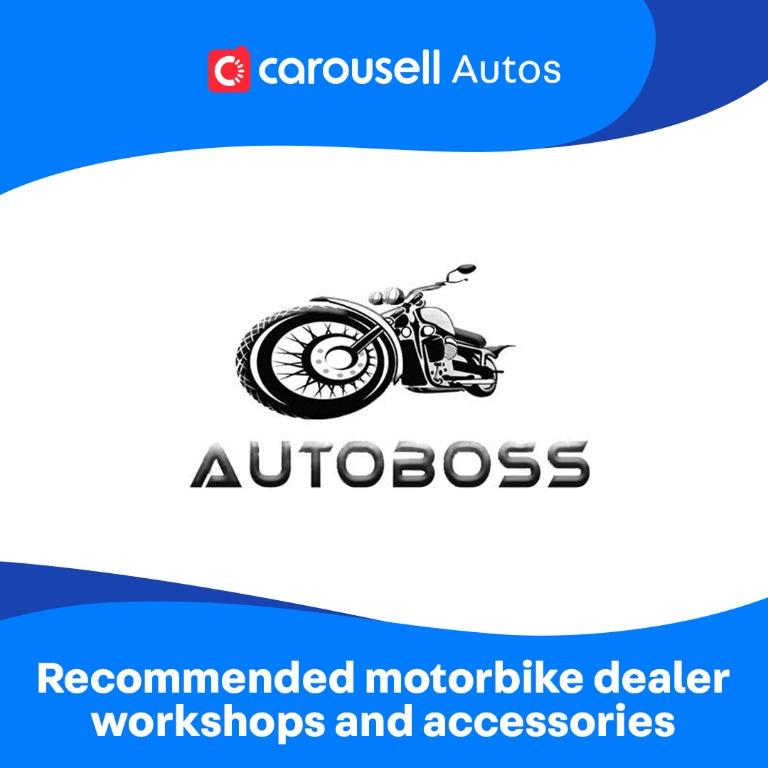 AutoBoss - Recommended Motorbike Dealers, workshops and accessories