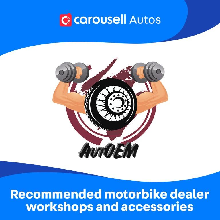 AutOEM - Recommended Motorbike Dealers, workshops and accessories