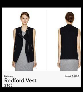 Babaton Redford Vest - Size 4