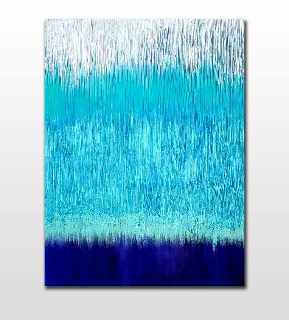Beautiful Textured Abstract Painting