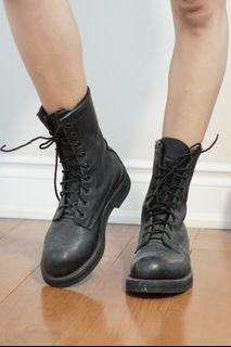 Biltrite Steel Toe Combat Boots