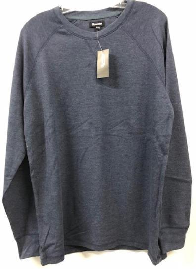 Bluenotes 98% Cotton Basic Long Sleeve Top (Size S)