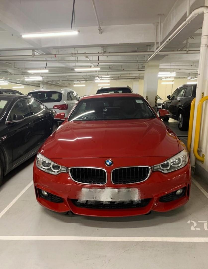 BMW 428i Coupe M Sport (A)