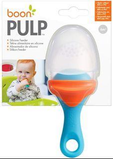 BNIB Boon Pulp Silicone Teether Feeder
