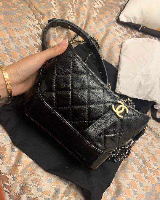 🔥98%new💕 Chanel's gabrielle Hobo small