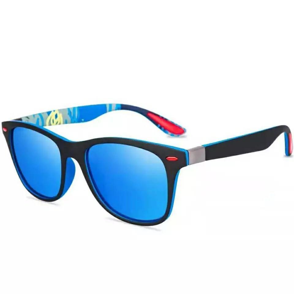 Classic Polarized Sunglasses Men Women Brand Design Driving Square Frame Sun Glasses Male Goggle UV400 Gafas De Sol