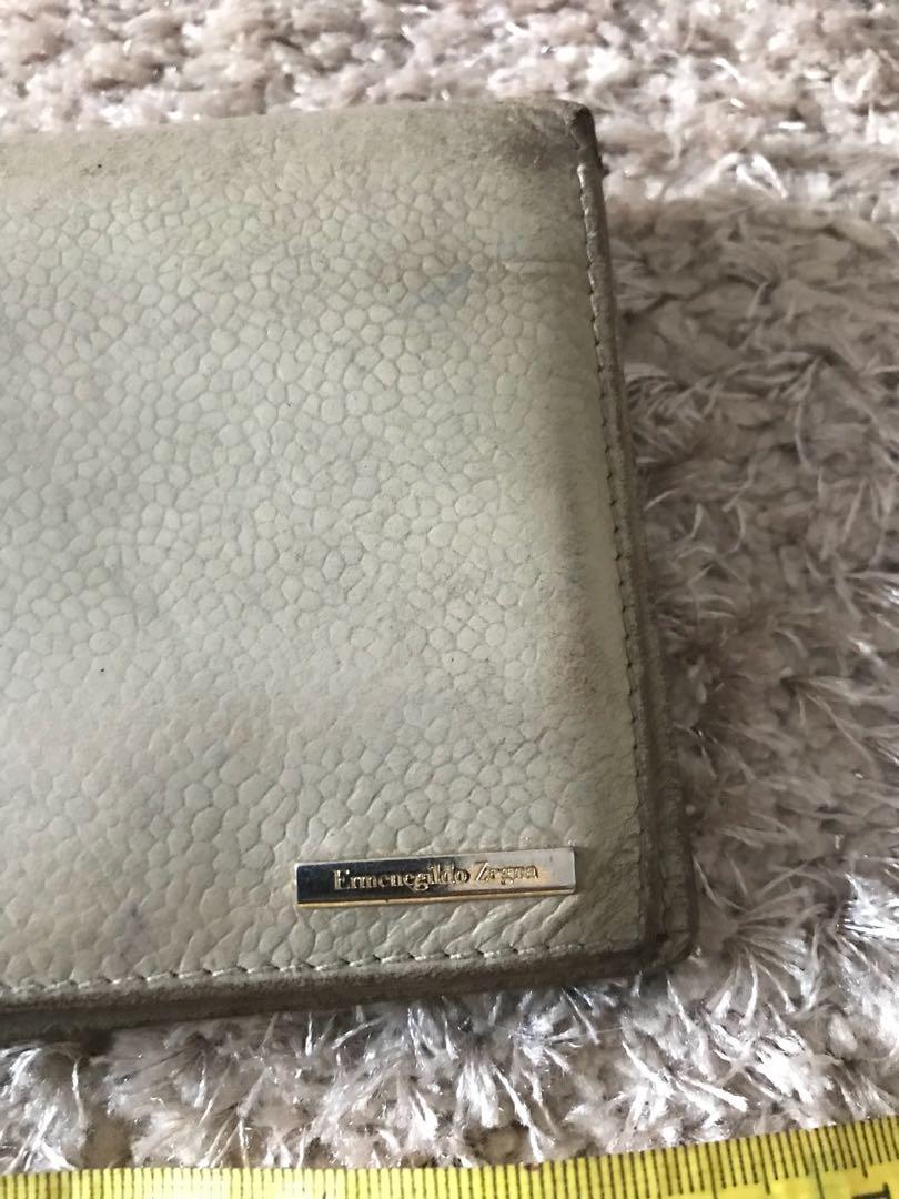 ermenegildo zegna italy wallet dompet panjang kulit asli original authentic #hariraya50