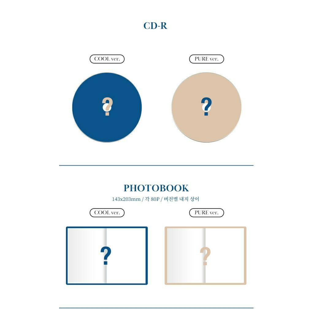 (FREE POSTAGE) SUPER JUNIOR : K.R.Y 1st Mini Album - WHEN WE WERE US