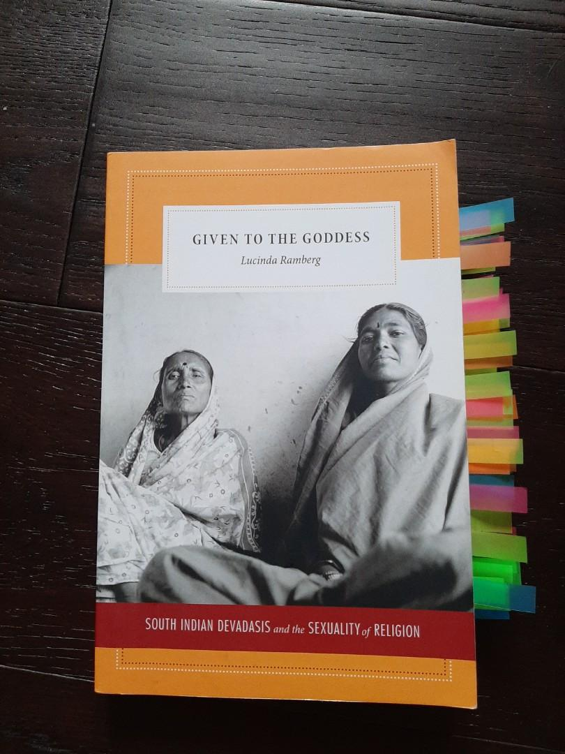 Given to the Goddess by Lucinda Ramberg