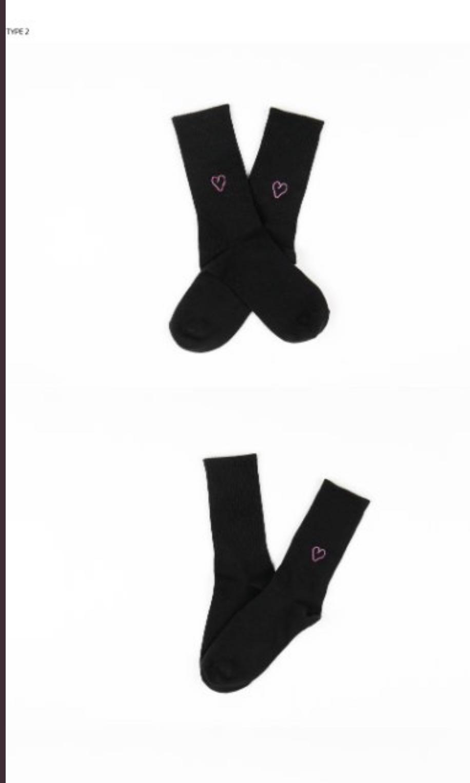 [GROUP ORDER] Blackpink In Your Area Socks [Blackpink Merchandise]