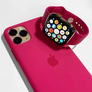Iphone 11pro max & apple watch