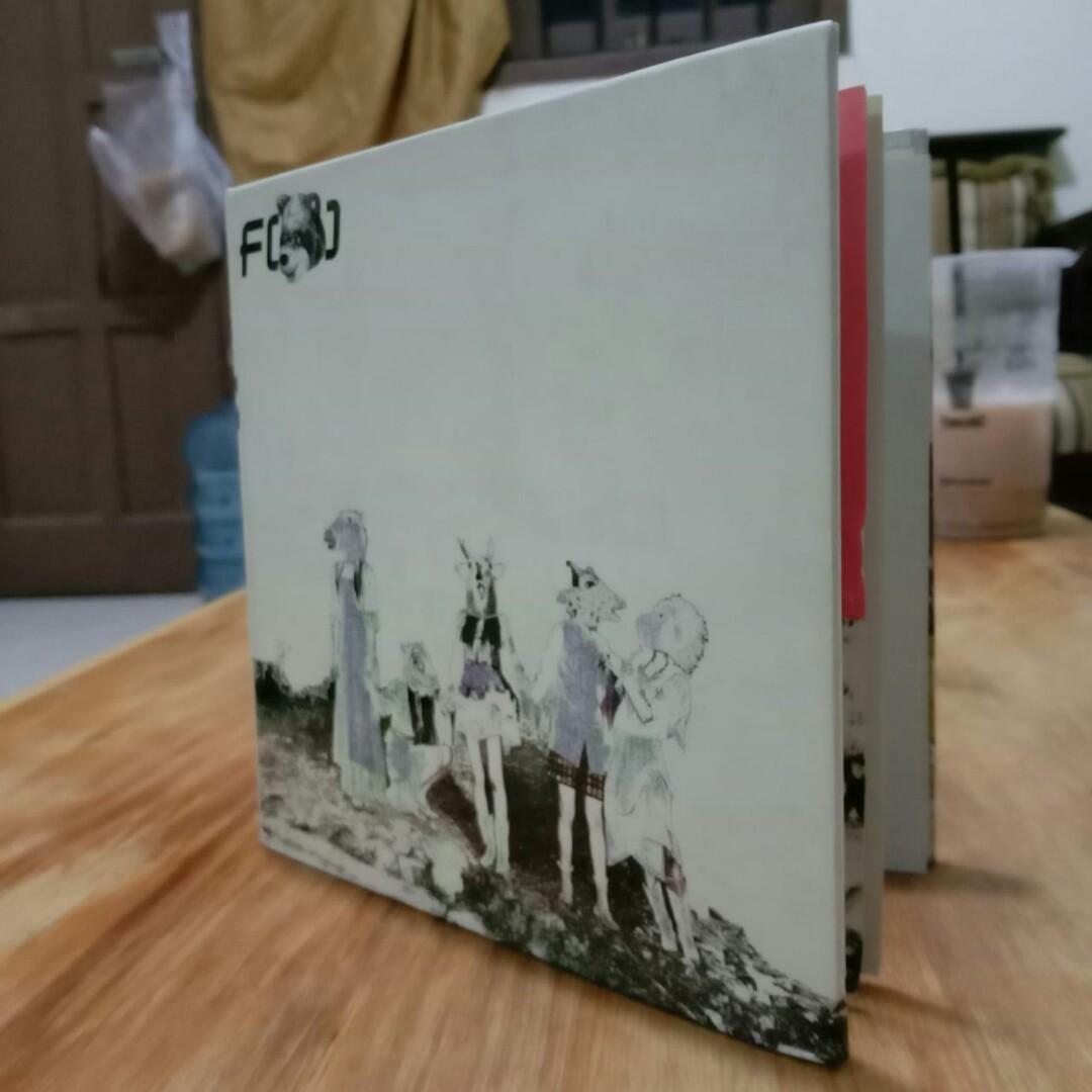[K-POP ALBUM PRELOVED] f(x) - ELECTRIC SHOCK (1st Mini Album) | ORIGINAL REPACKAGED BY DISC TARA INDONESIA