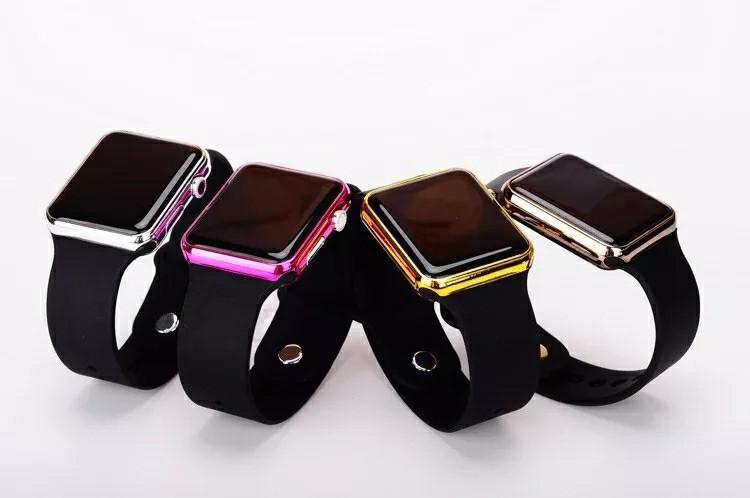 Men Sport Casual LED Watches Men's Digital Clock Man Army Military Silicone Wrist Watch Clock Hodinky Ceasuri Relogio Masculino Women Girls