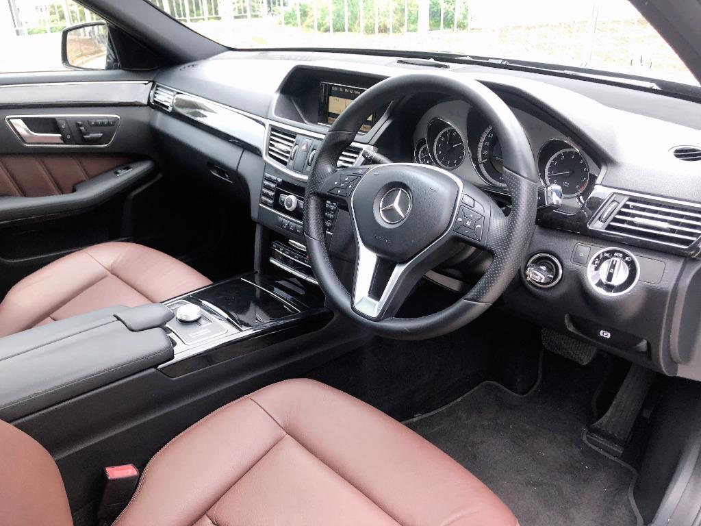 Mercedes-Benz    E200 E250 E300 E350 AVANTGARDE   2013 Auto