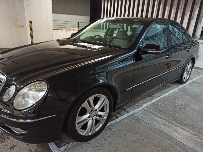 Mercedes-Benz E230 New-Generation (A)