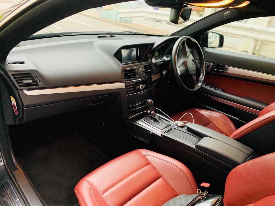 Mercedes-Benz E250 CGI (A)