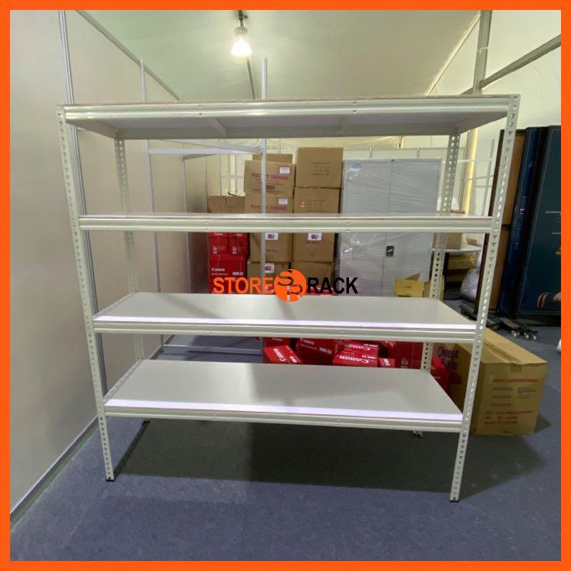 Metal Storage Rack for HDB BTO Bomb Shelter Store Room