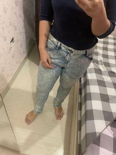 New look jegging bih size