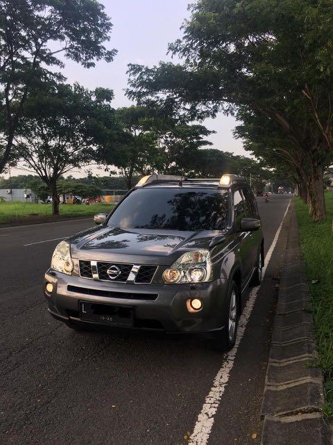 Nissan X-Trail (T-31) Type 2.5 XT Automatic (Type Tertinggi) 2010