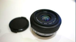 Panasonic Lumix 20mm F1.7 Lens