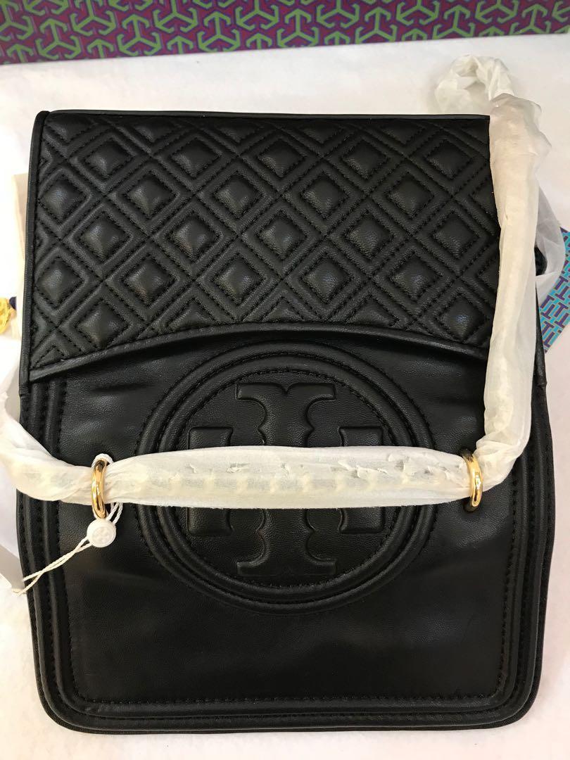 Ready Stock authentic Tory Burch women Fleming convertibles bag sling bag handbag