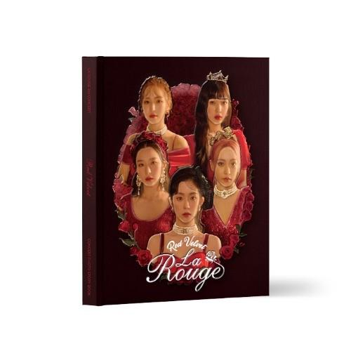 [PO] RED VELVET - 3RD CONCERT 'La Rouge' PHOTO BOOK