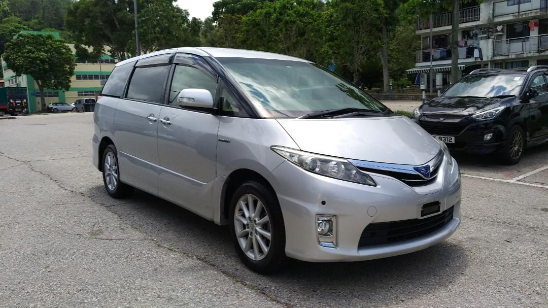 Toyota Estima 2.4G  Hybrid Leather Package Estima 2.4G Auto