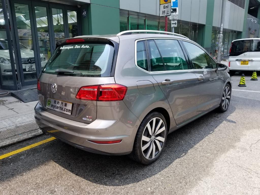 Volkswagen GOLF SPORTVAN TSI 2015 Auto