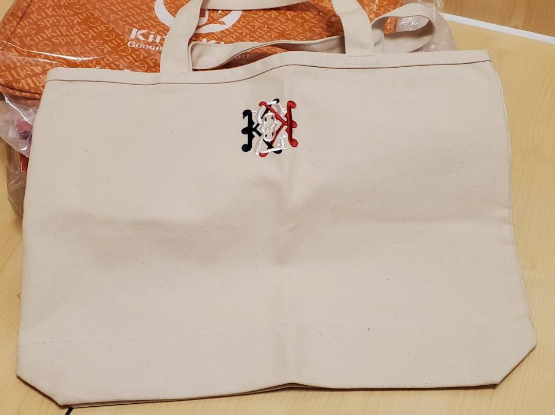 We are KinKi Kids 演唱會 周邊Shopping Bag 堂本光一 堂本剛 (全新)
