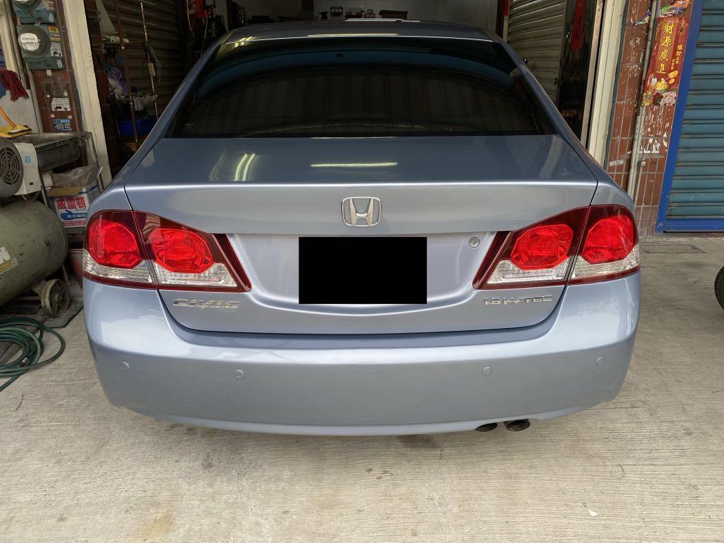 2006年 Honda Civic k12 八角燈