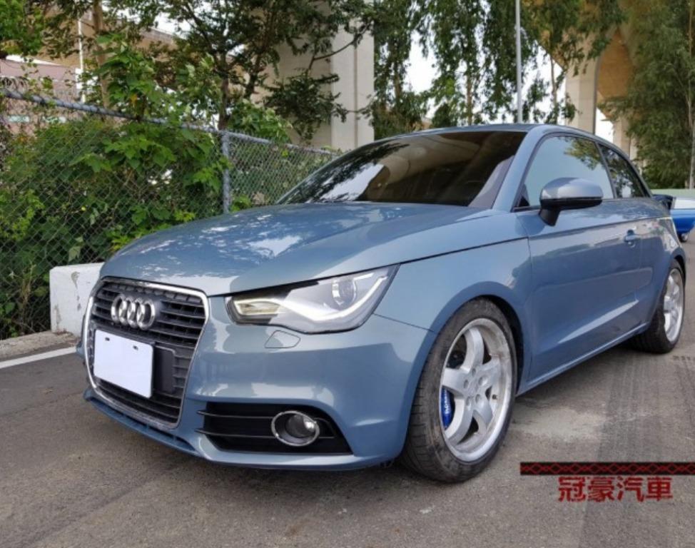 2011 Audi A1 沒薪轉沒勞保 信用瑕疵 皆可辦理 100%強力過件