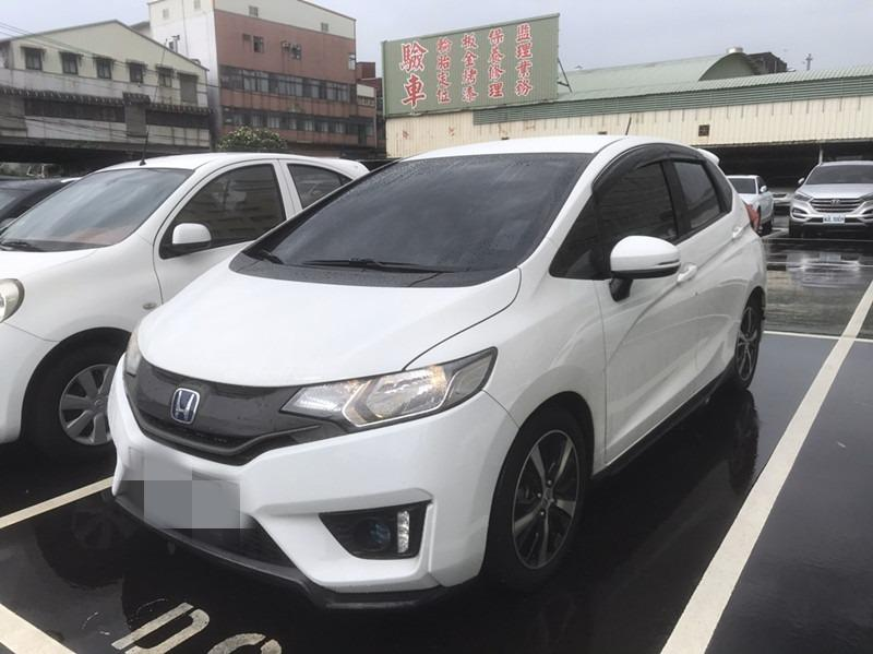2015   FIT   白