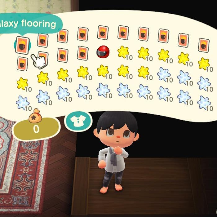 Crafting Materials Animal Crossing Space Astronaut Sci-Fi DIY Recipes New Horizons