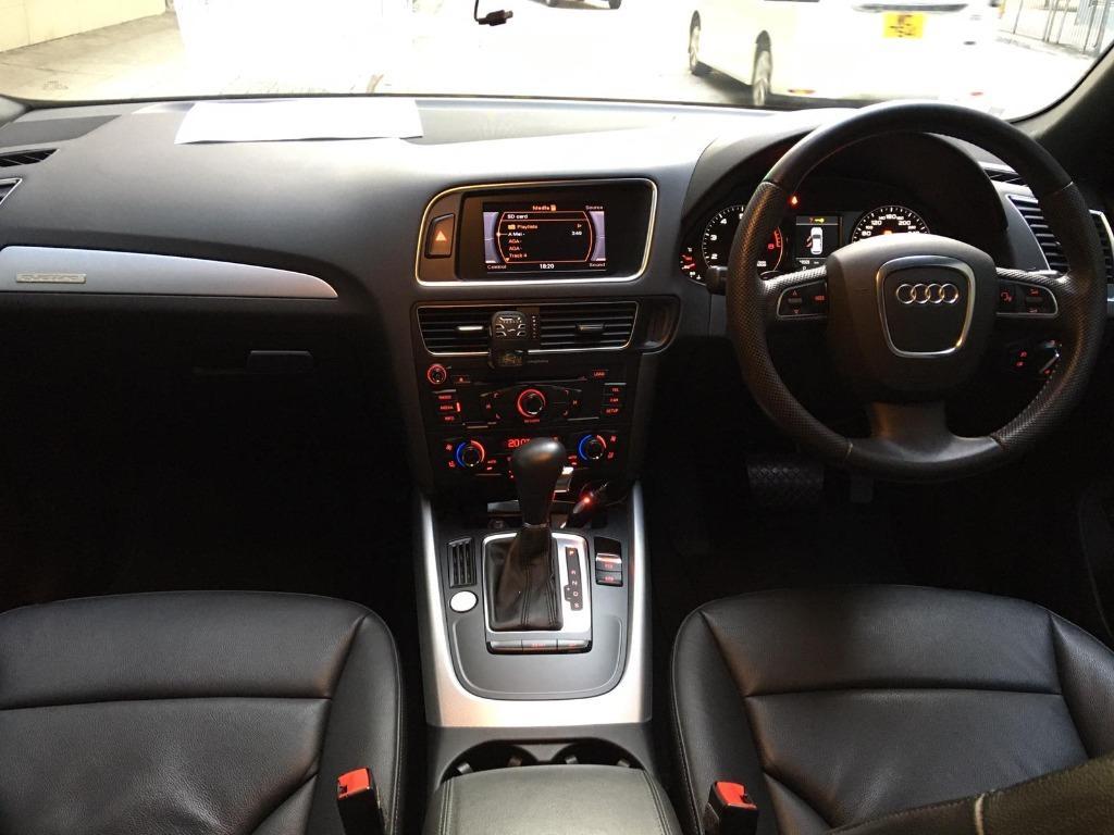 Audi Q5 2009 Auto