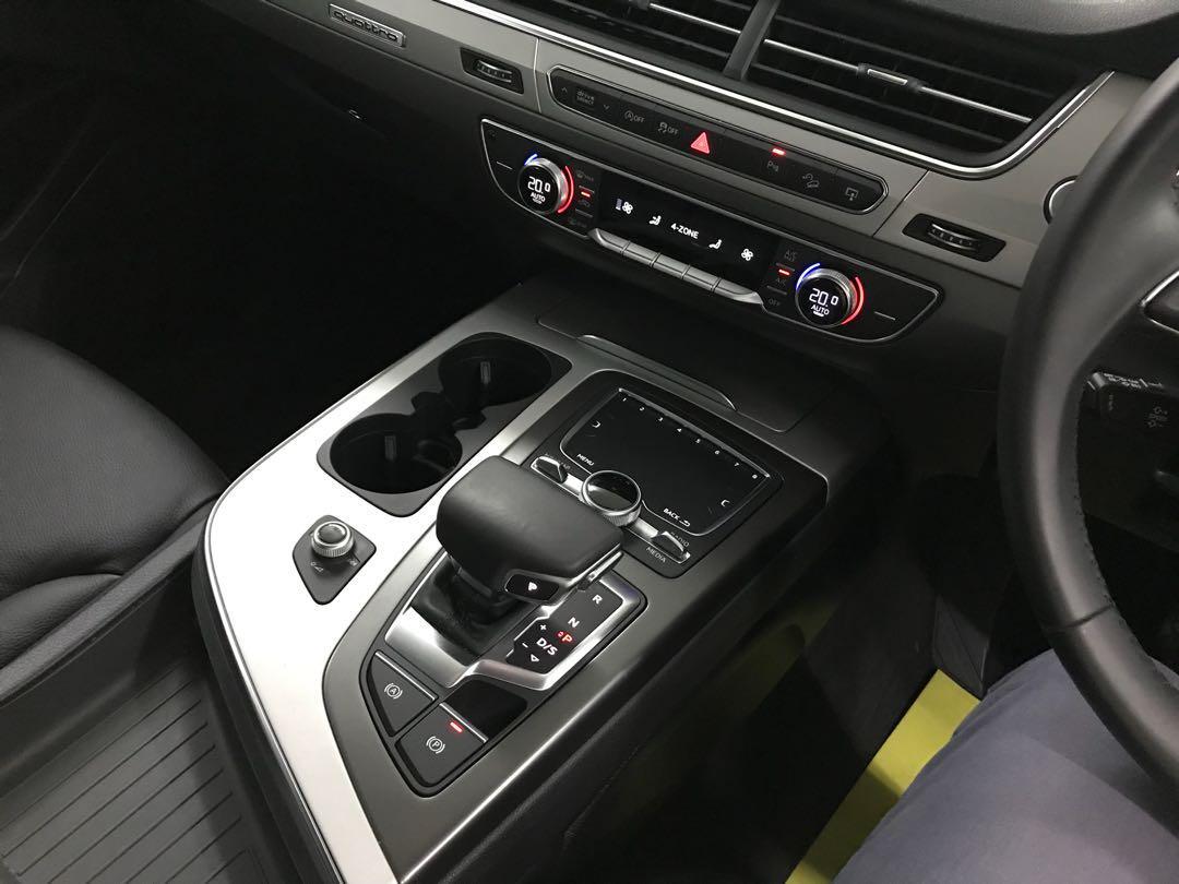 Audi Q7 45 TFSI QUATTRO Auto
