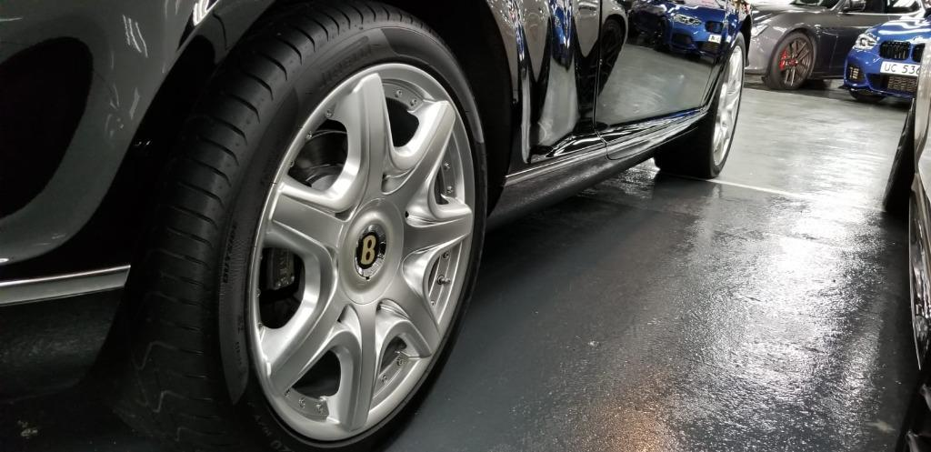 Bentley Continental 6.0 GT (A)