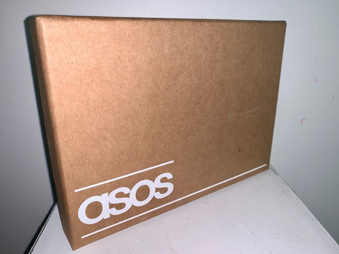 Brand new in packaging ASOS superman wallet & cufflink gift set