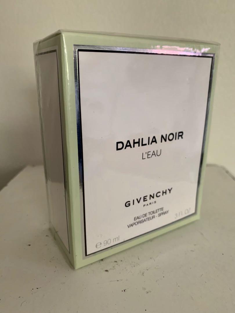 Brand new in packaging Givenchy Dahlia Noir eau de toilette 90ml